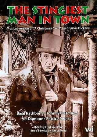 The Stingiest Man In Town (DVD)