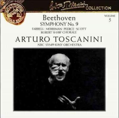 Arturo Toscanini - Beethoven:Sym. 9