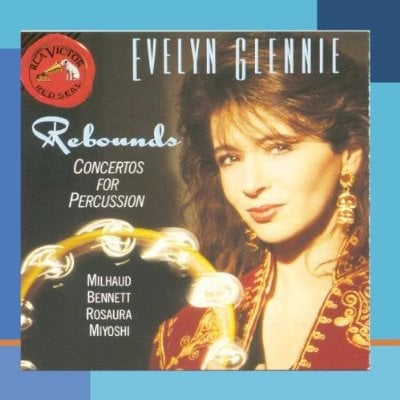 Evelyn Glennie - Rebounds