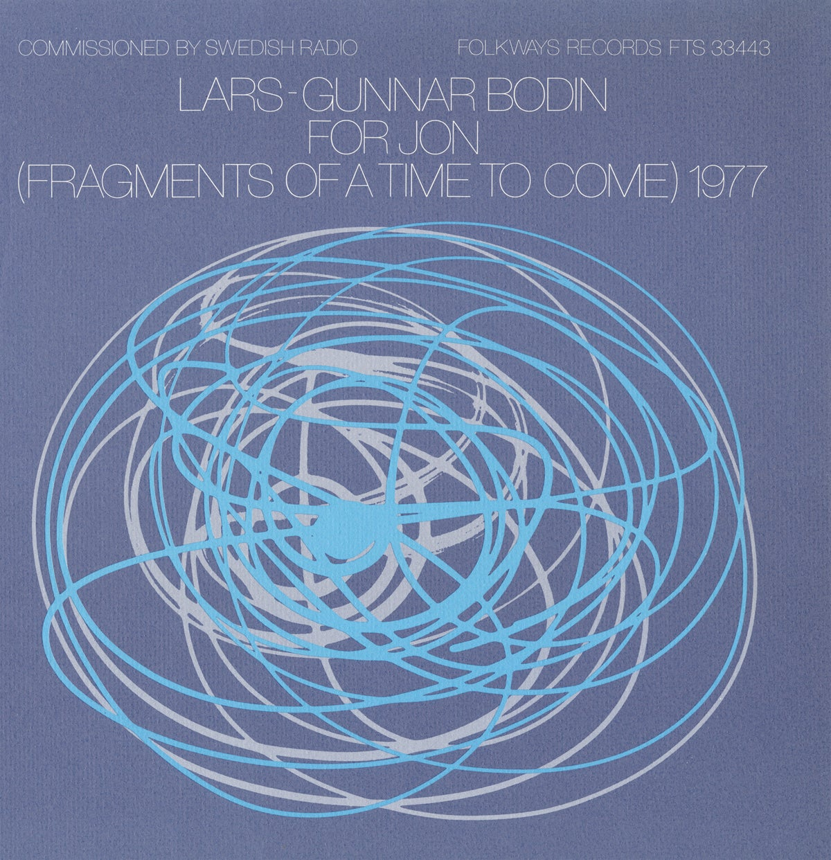 OLLE SKOLD - LARS-GUNNAR BODIN-FOR JON (FRAGMENTS OF A TIME TO