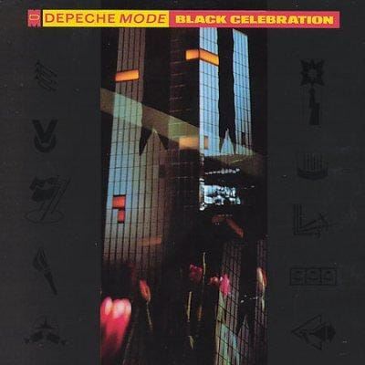 Depeche Mode - Black Celebration - Thumbnail 0