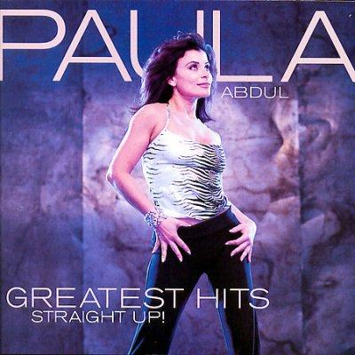 Paula Abdul - Greatest Hits- Straight Up!