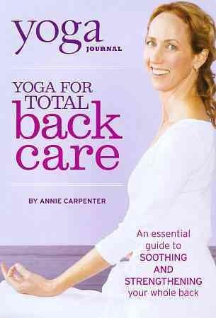 Yoga Journal: Yoga for Total Back Care (Blu-ray Disc)