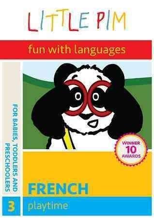 Little Pim French: Playtime (Disc 3) (DVD)