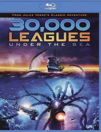 30,000 Leagues Under the Sea (Blu-ray Disc)