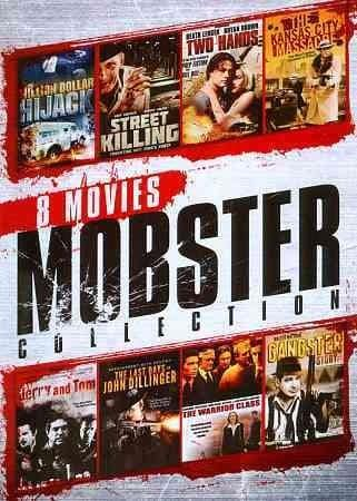 8-Movie Mobster Collection (DVD)