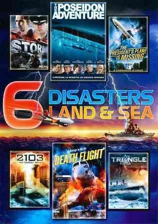 Disaster: Land & Sea (DVD)