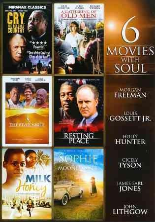 6 Movies with Soul: Vol. 2 (DVD)