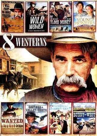 8-Movie Western Pack: Vol. 4 (DVD)