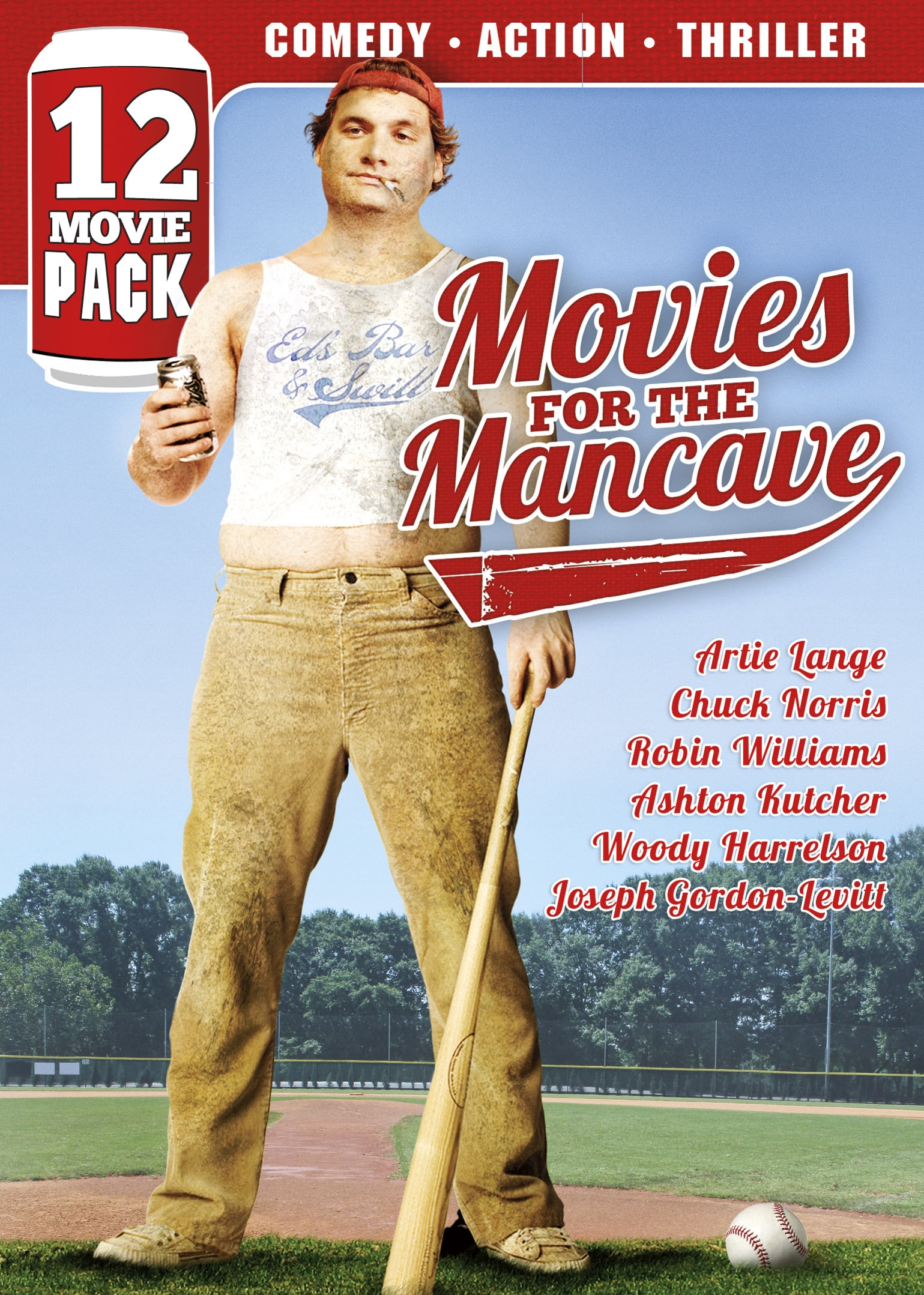 12 Movies for the Man Cave
