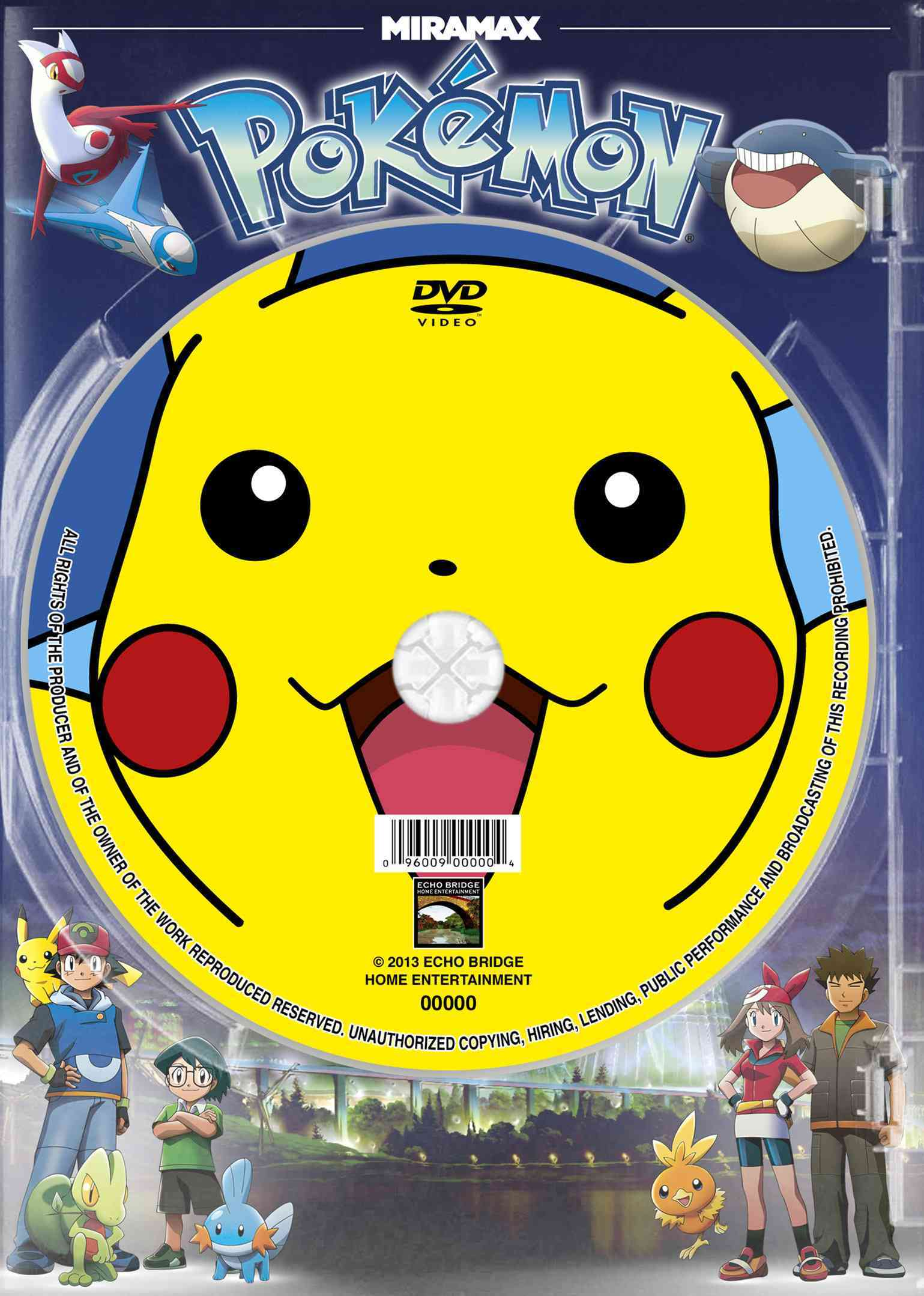 Pokemon Limited Edition Collector's Set (DVD)
