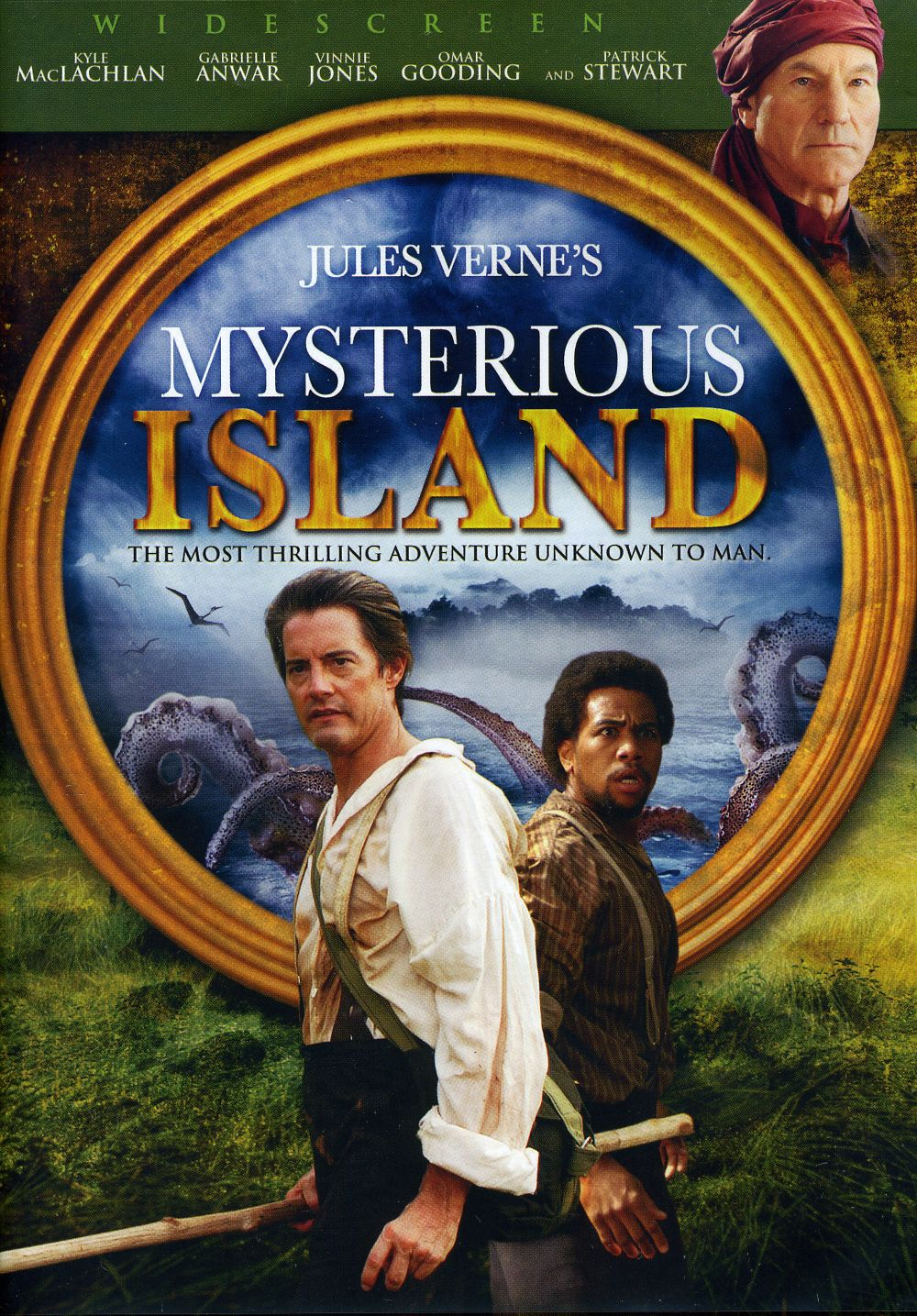 Mysterious Island (DVD)
