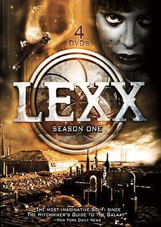 Lexx: Complete First Series (DVD)