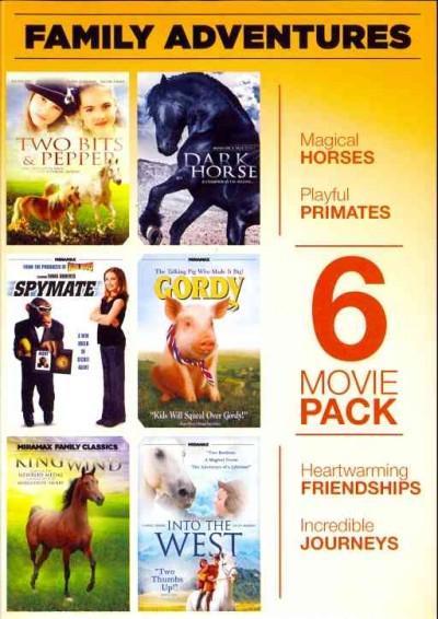6-Film Family Adventures (DVD)
