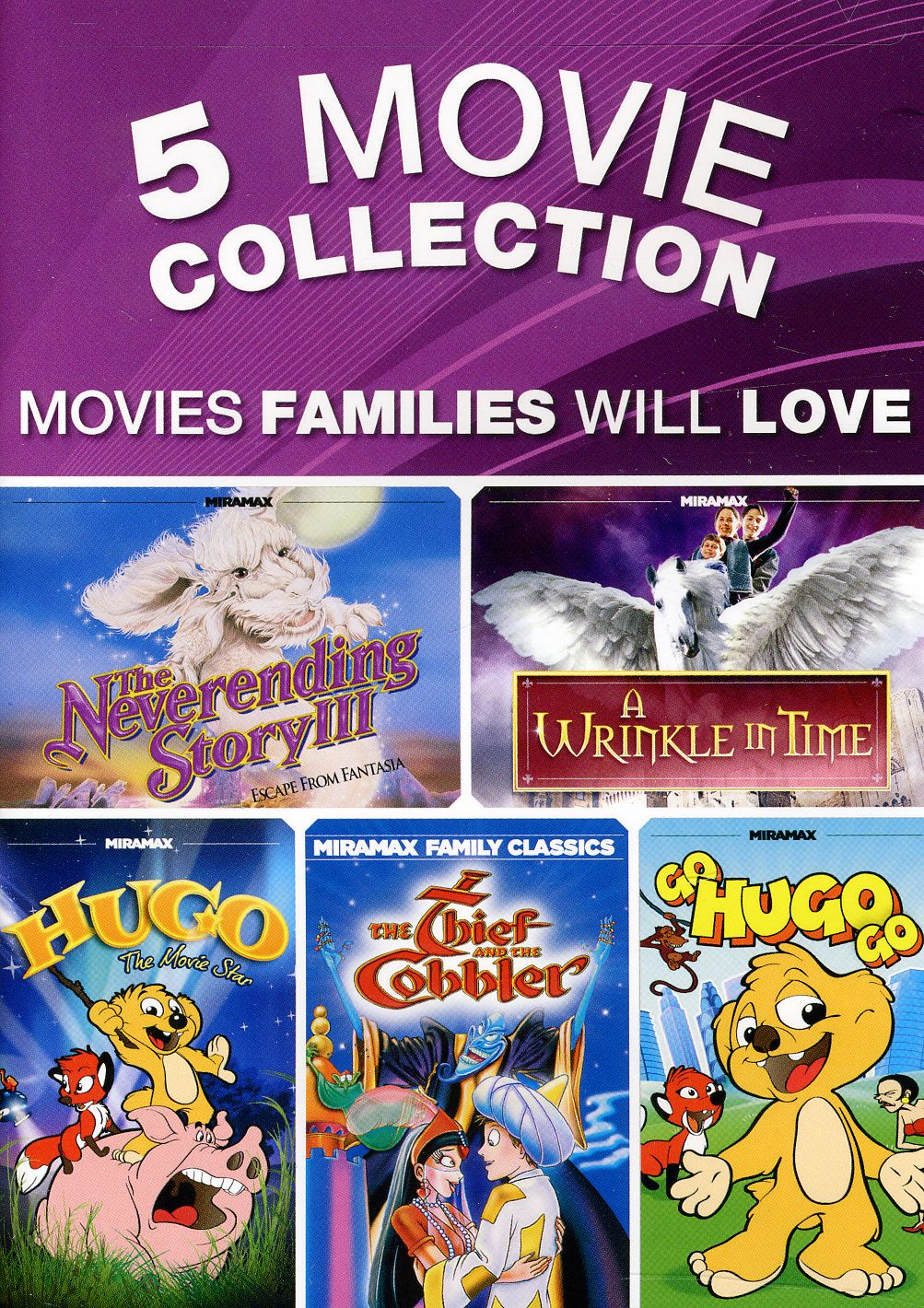5 Movie Collection Vol. 8 (DVD)