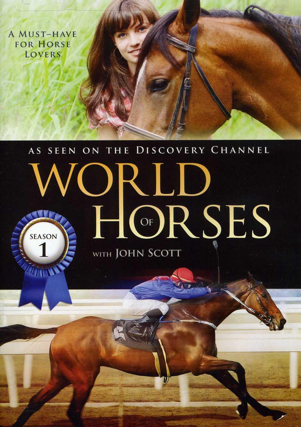 World Of Horses: Season 1 (DVD)
