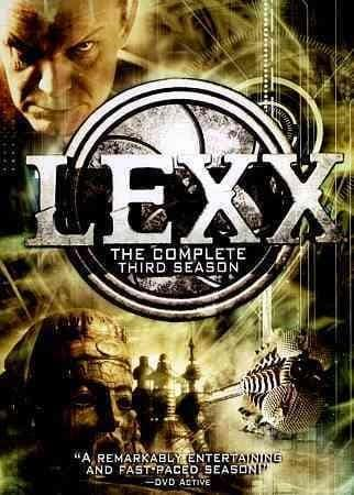 Lexx: The Complete Third Season (DVD)