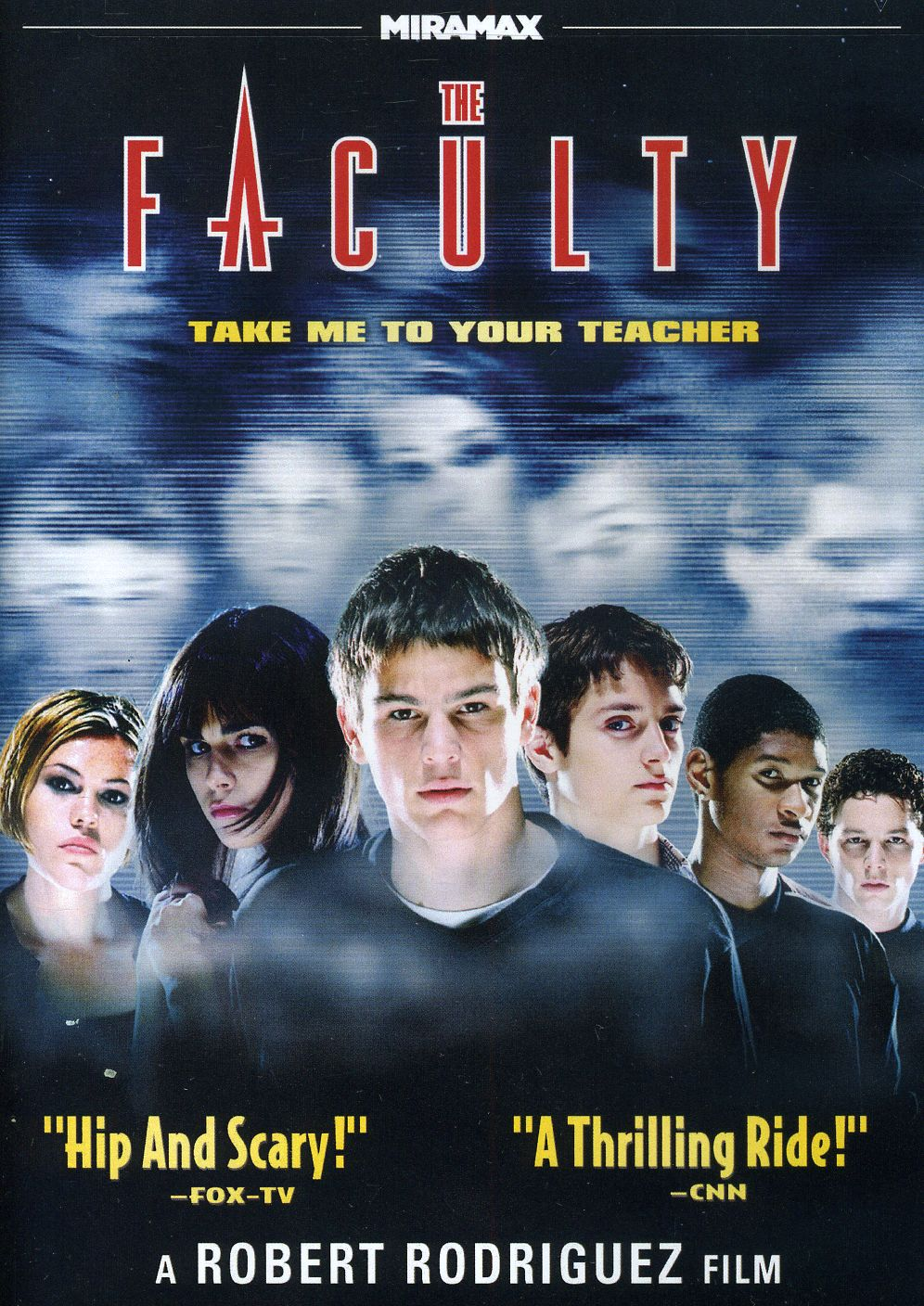 The Faculty (DVD)