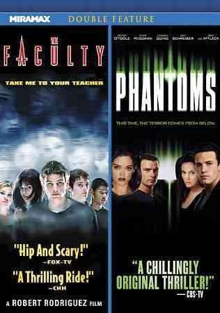 Phantoms/The Faculty (DVD)