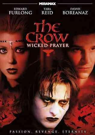 The Crow: Wicked Prayer (DVD)