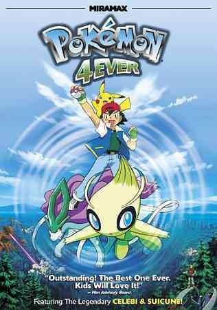 Pokemon 4Ever (DVD)