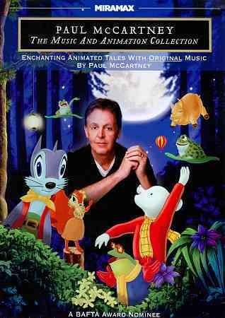 Paul McCartney: The Music & Animation Collection (DVD)