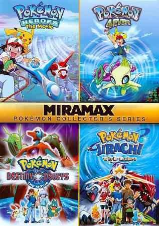 Pokemon Collector's Set (DVD)