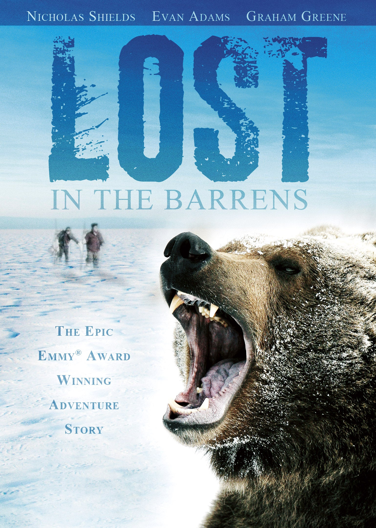 Lost in the Barrens (DVD)