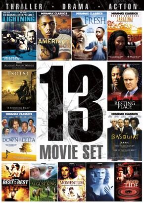 13-Movie Set (DVD)