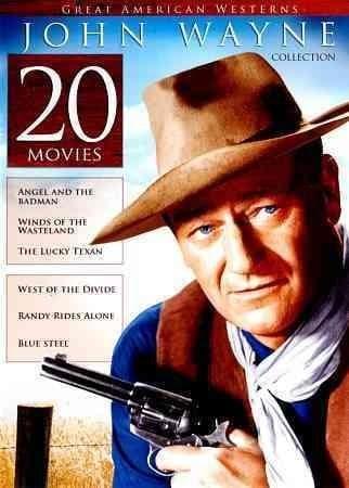 20-Film Great American Westerns: John Wayne Collection (DVD)