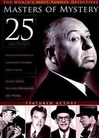 25-Film Mystery Collection (DVD)