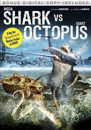 Mega Shark Vs. Giant Octopus (DVD)