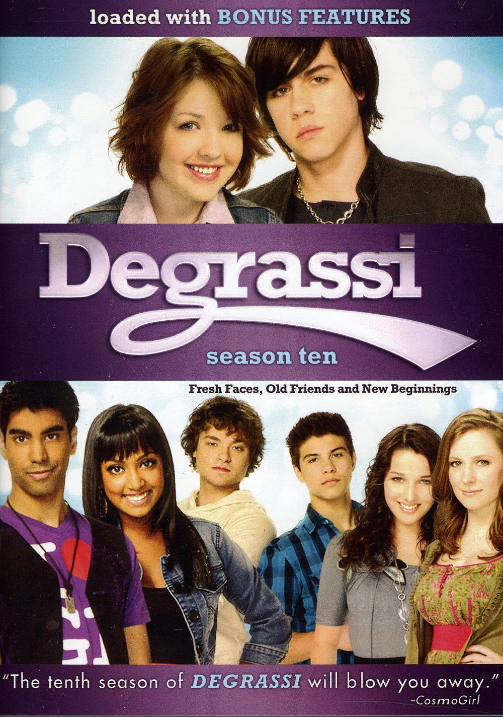 DeGrassi: Season 10 Part 1 (DVD)