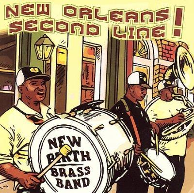 New Birth Brass Band - New Orleans Second Line