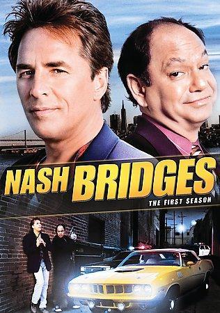 Nash Bridges: The First Season (DVD)