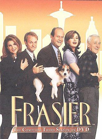 Frasier: The Complete Third Season (DVD)