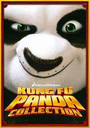 Kung Fu Panda Collection (DVD)