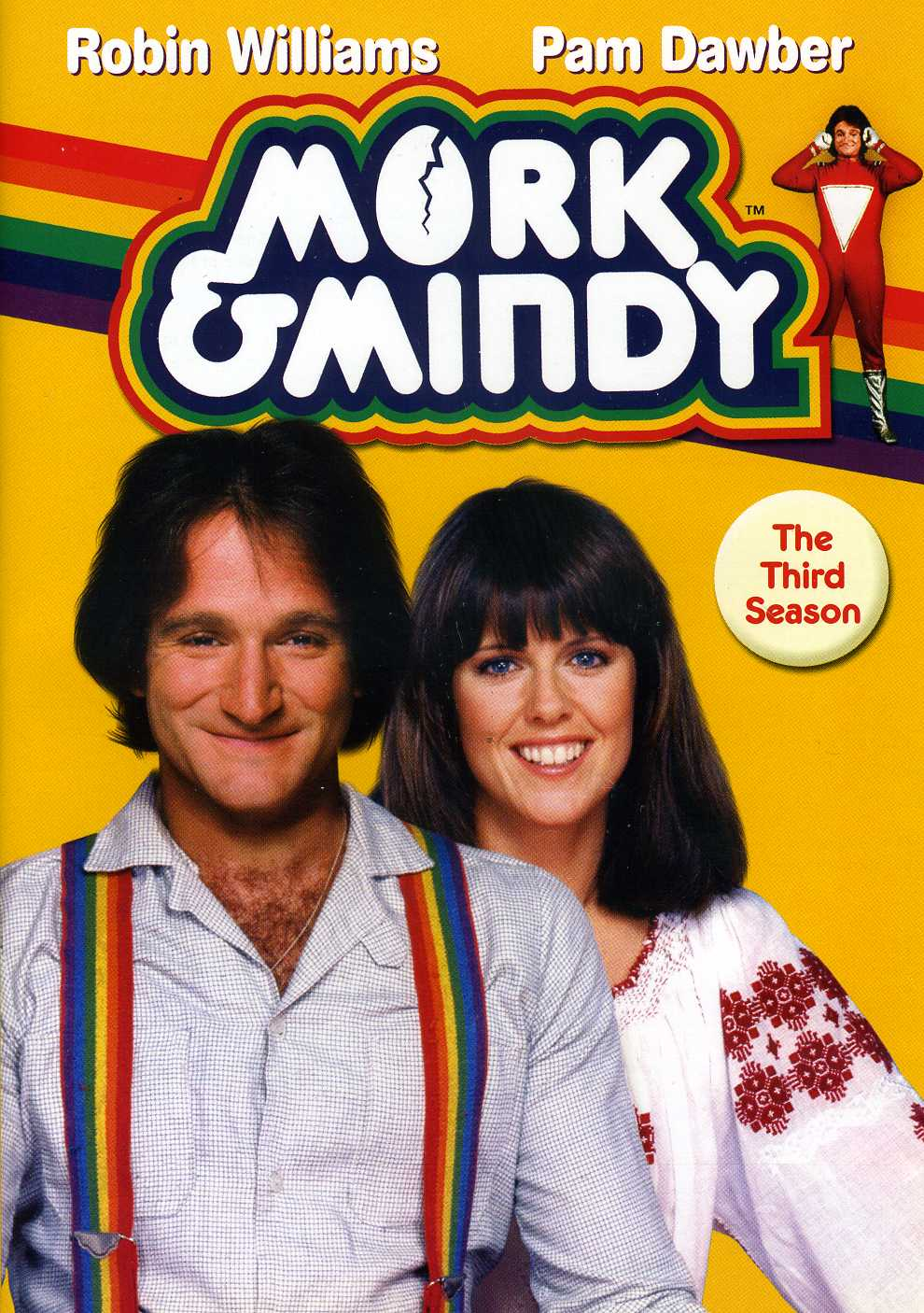 Mork & Mindy: The Complete Third Season (DVD)