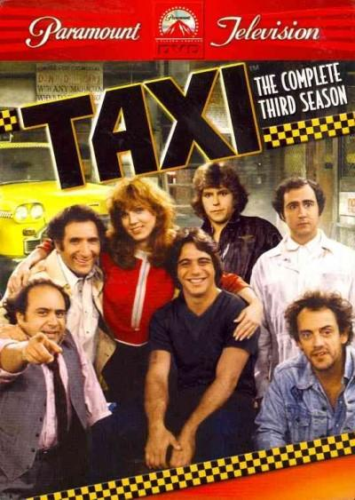 Taxi: The Complete Third Season (DVD)