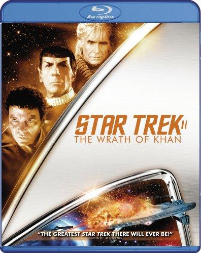 Star Trek II: The Wrath Of Khan (Blu-ray Disc)
