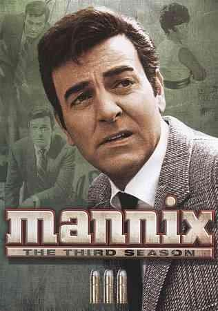 Mannix: The Third Season (DVD)