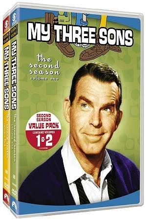My Three Sons: Season Two (DVD)