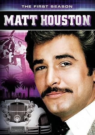 Matt Houston: The First Season (DVD)