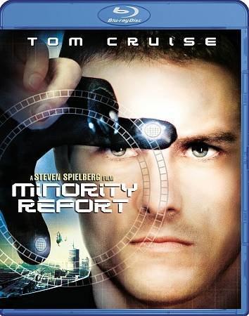 Minority Report (Blu-ray Disc)