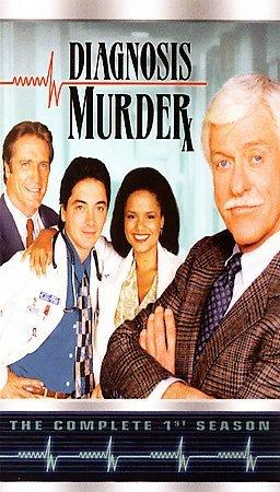 Diagnosis Murder: The Complete First Season (DVD)