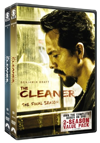 The Cleaner: The Complete Series Pack (DVD)