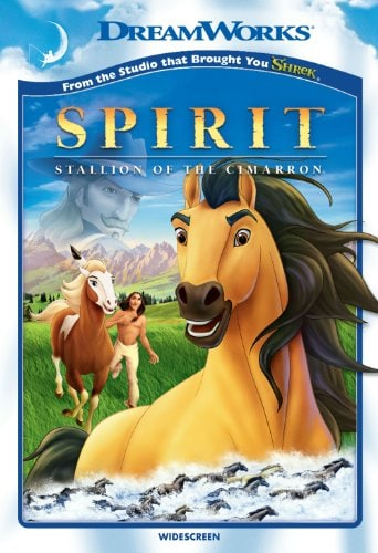 Spirit: Stallion of the Cimarron (DVD)