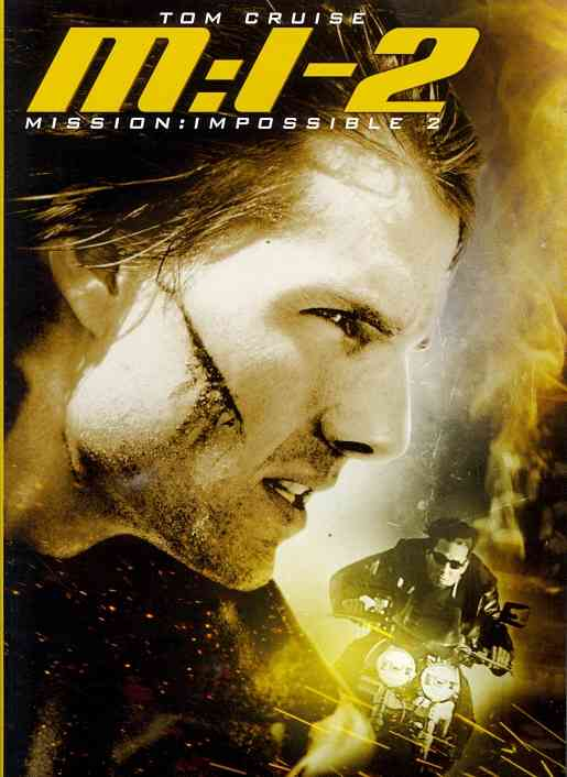 Mission: Impossible 2 (DVD)