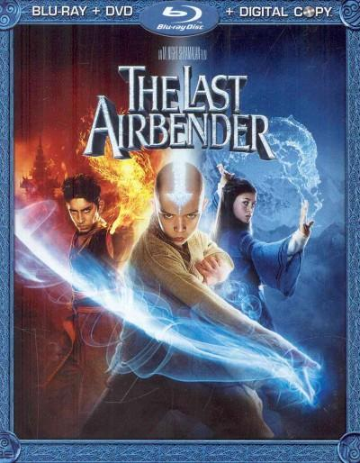 The Last Airbender (Blu-ray/DVD)