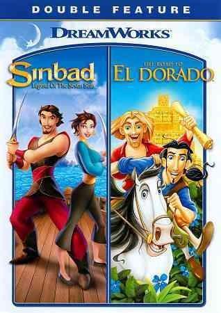 Sinbad/Road To El Dorado (DVD)